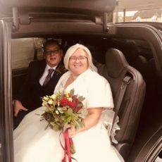 Bea & John's Fab Wedding